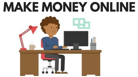 how to make money from internet