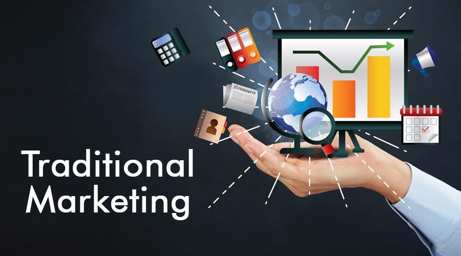 Digital Marketing over Traditional Marketing